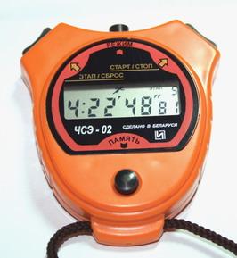 Электронный секундомер