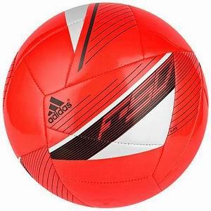 Мяч Adidas - красный - синтетическая кожа