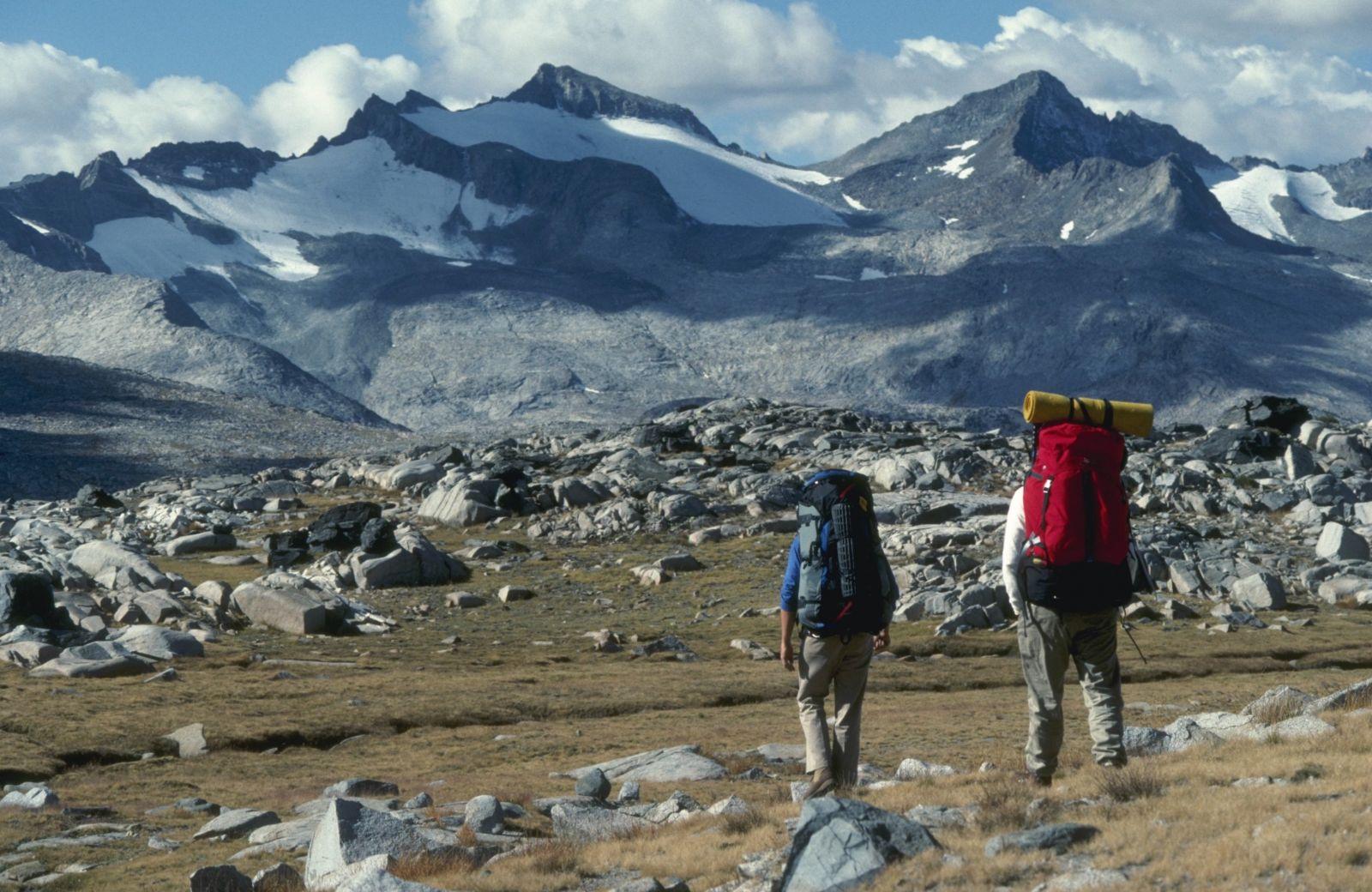 Путешествие в горы - альпинизм