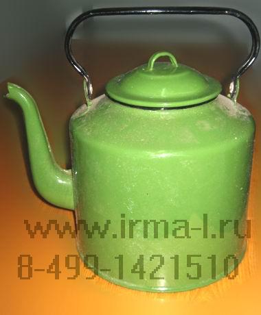 Чайник эмалированный 1950 г.в.