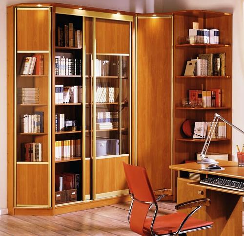 Шкафы-купе как основной элемент дизайна.