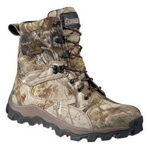 Как выбрать обувь для охоты?