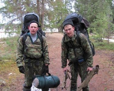 Зимнее снаряжение и экипировка охотника