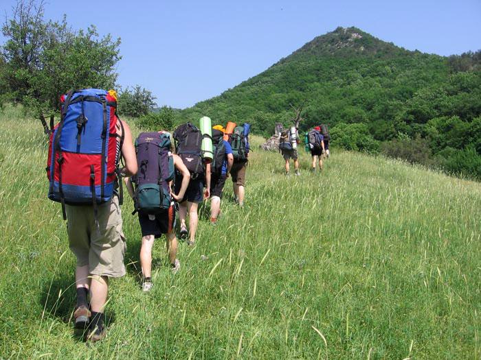 Готовимся к пешему туристическому походу